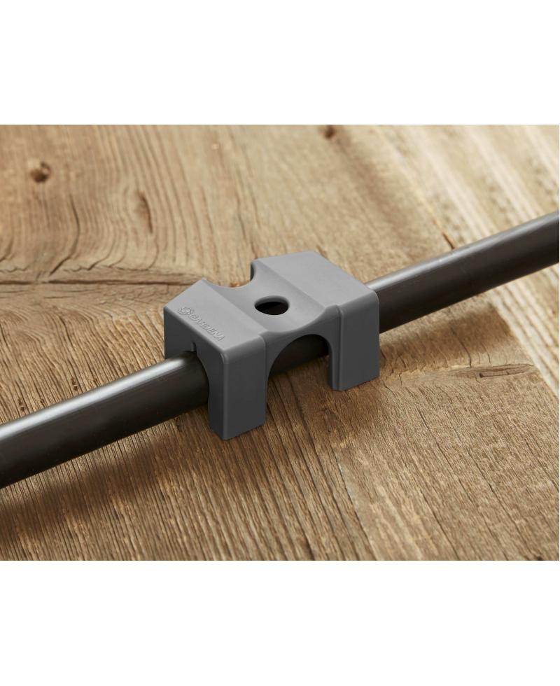 Кріплення Gardena Micro-Drip-System для шлангів 13 мм (08380-29)
