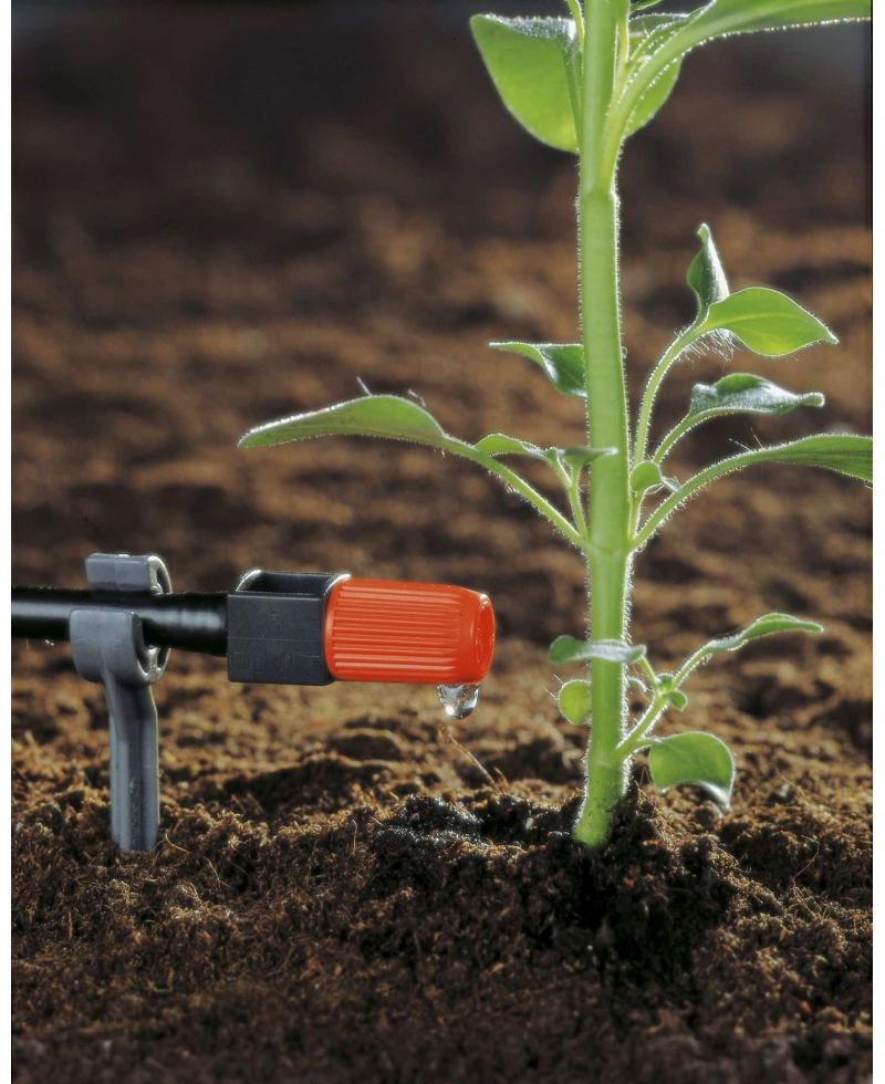 Крапельниця Gardena Micro-Drip-System кінцева регульована (01391-29)