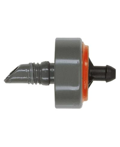 Капельница Gardena Micro-Drip-System концевая выравнивающая давление 2 л/час, 10 шт (08310-29)