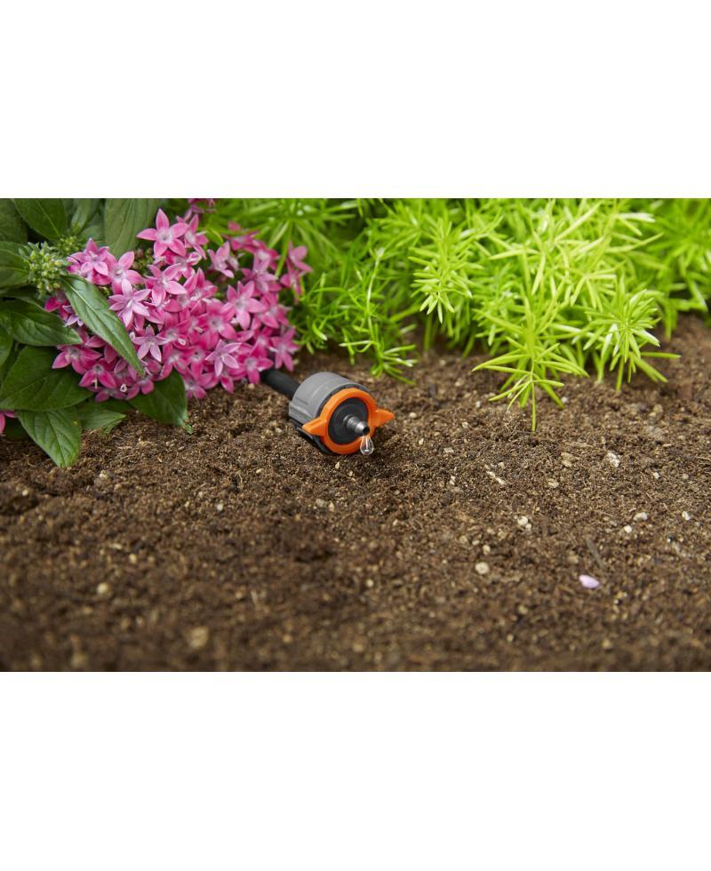 Крапельниця Gardena Micro-Drip-System кінцева регульована (08316-29)