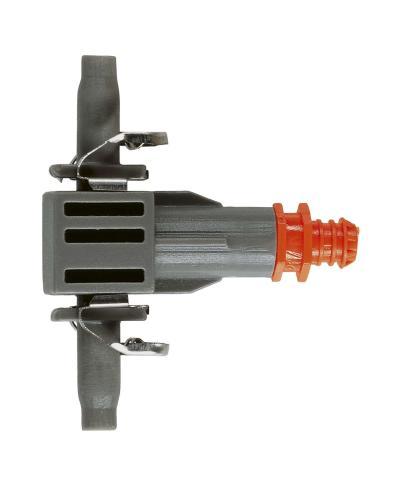 Крапельниця Gardena Micro-Drip-System Quick & Easy внутрішня 2 л/год (08343-29)