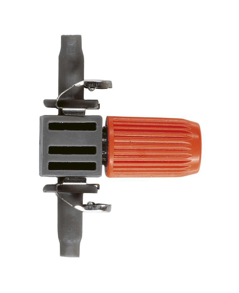 Крапельниця Gardena Micro-Drip-System Quick & Easy внутрішня регульована (08392-29)