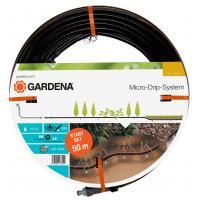 Комплект микрокапельного полива Gardena Micro-Drip-System для подземной прокладки 13,7 мм 50 м (01389-20)