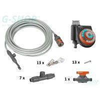 Набор Micro Mist для создания мелкодисперсного тумана с таймером Gardena EasyPlus (13137-20)