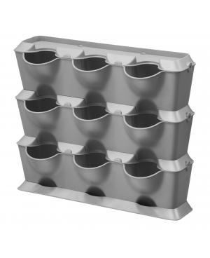 Комплект горшков для микрокапельного полива Gardena Micro-Drip-System NatureUp базовая вертикальная (13150-20)