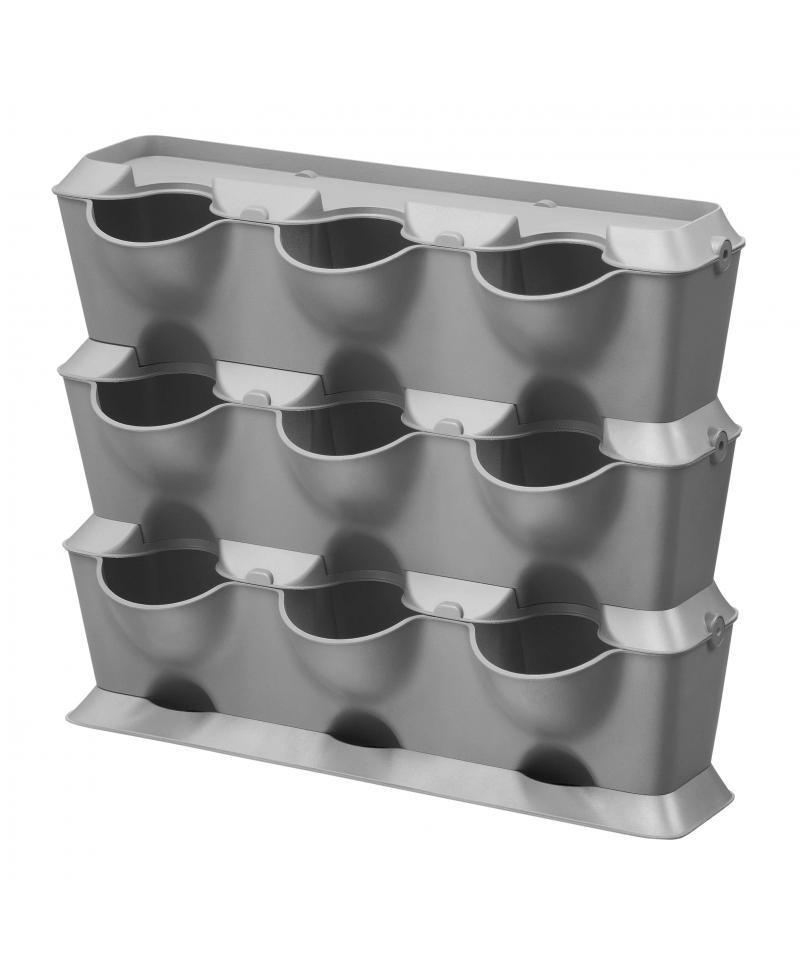Комплект горщиків для мікрокрапельного поливу Gardena Micro-Drip-System NatureUp базова вертикальна (13150-20)