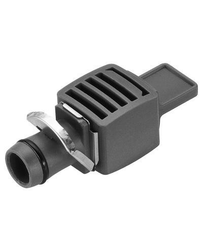 Заглушка Gardena Micro-Drip-System Quick & Easy для шлангов 13 мм, 1 шт (08324-00.600.00)