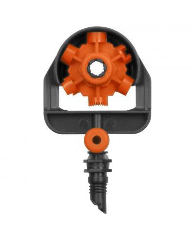Мікродощувач Gardena Micro-Drip-System секторний 6-позиційний (01396-29)