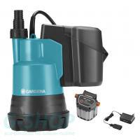 Акумуляторний насос для чистої води Gardena 2000/2 Li-18 Set (01748-20)