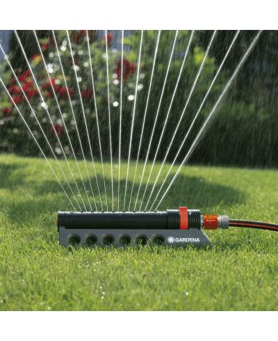 Дощувач осцилюючий Gardena Aquazoom Comfort 250/1 (01021-20)