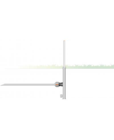 Дощувач висувний круговий Gardena S 80/300 (01566-29)