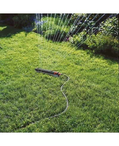 Дощувач осцилюючий Gardena Aquazoom Comfort 350/3 (01977-20)