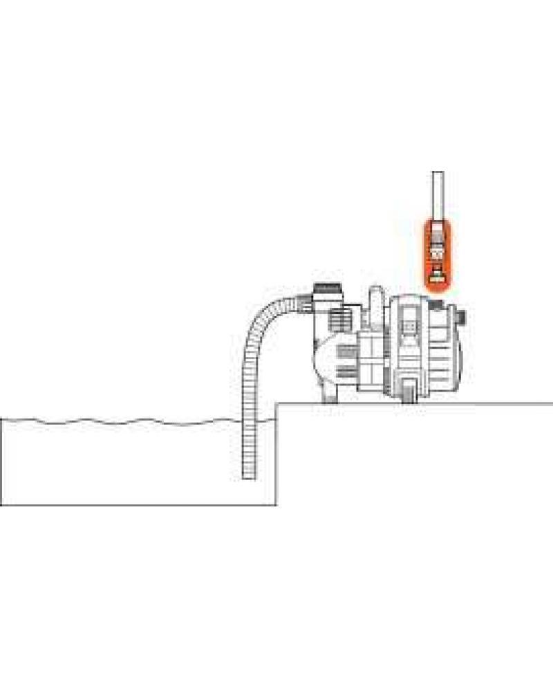 Комплект підключення Gardena Profi System до насоса 33,3 мм G 1 (01752-20)