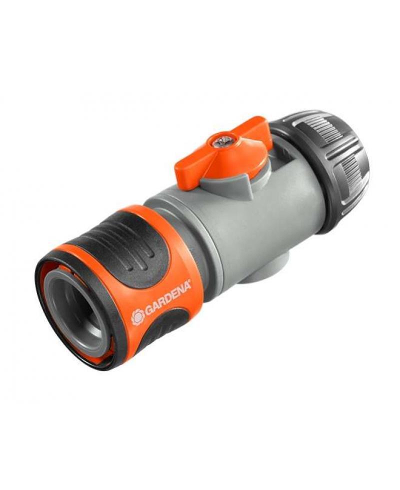 З'єднувач з регулятором Gardena для шланга 13 мм 1/2 (02942-20)
