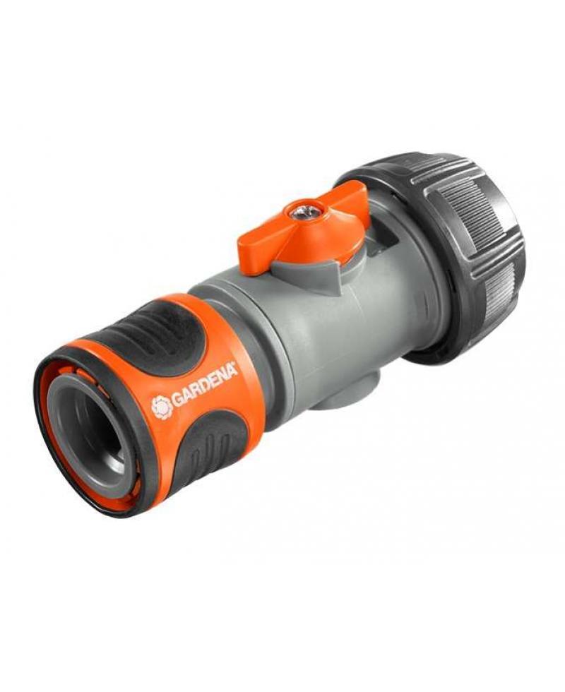 З'єднувач з регулятором Gardena для шланга 19 мм 3/4 (02943-29)