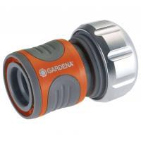 Коннектор Gardena Premium для шланга 19 мм 3/4 и 16 мм 5/8 (08167-20)