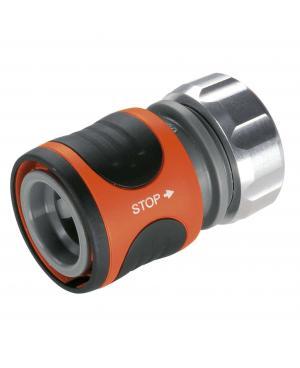 Коннектор с автостопом Gardena Premium для шланга 13 мм 1/2 (08168-20)