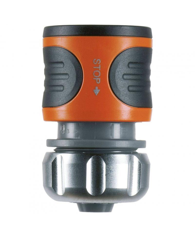 З'єднувач з автостопом Gardena Premium для шланга 13 мм 1/2 (08168-20)