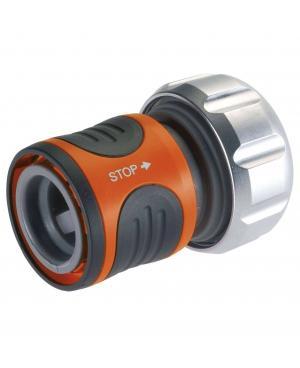 Коннектор с автостопом Gardena Premium для шланга 19 мм 3/4 (08169-20)