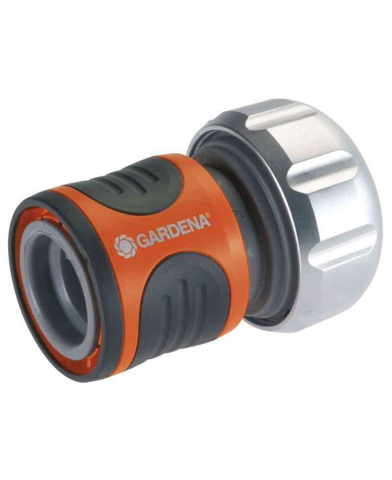 З'єднувач з автостопом Gardena Premium для шланга 19 мм 3/4 (08169-20)