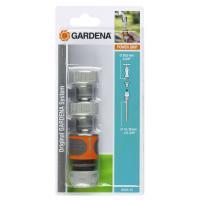 Набір підключення Gardena до крана з різьбою 26,5 мм (18286-20)