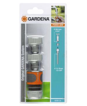 Набор подключения Gardena к крану с резьбой 26,5 мм (18286-20)