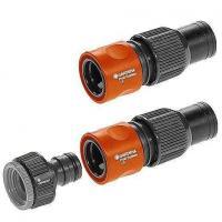Комплект підключення Gardena Profi System 19 мм 3/4 (01505-27)