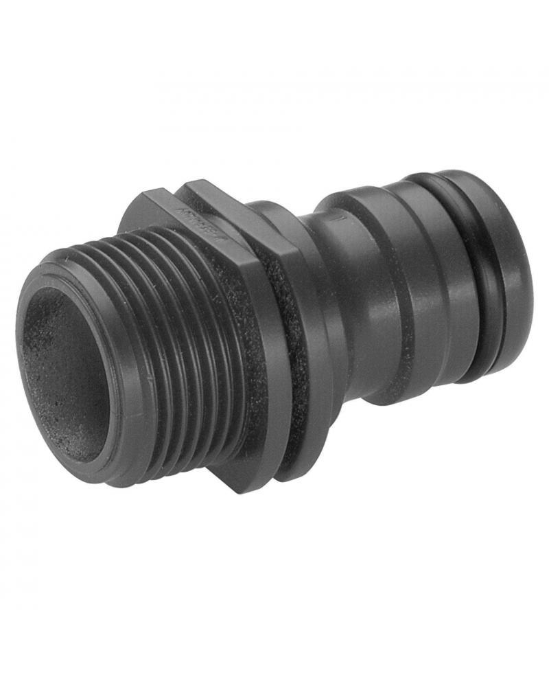 Адаптер Gardena Profi System для систем поливу з різьбою 26,5 мм (02821-20)