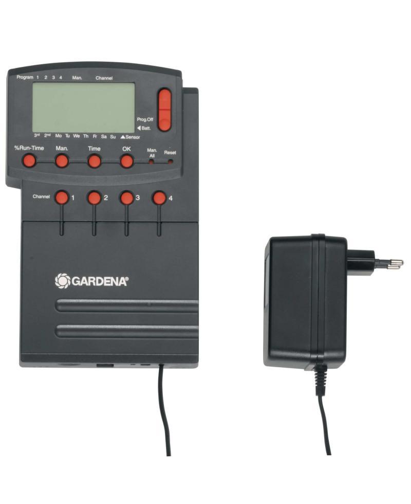 Блок управления поливом Gardena Comfort 4040 modular (01276-27)