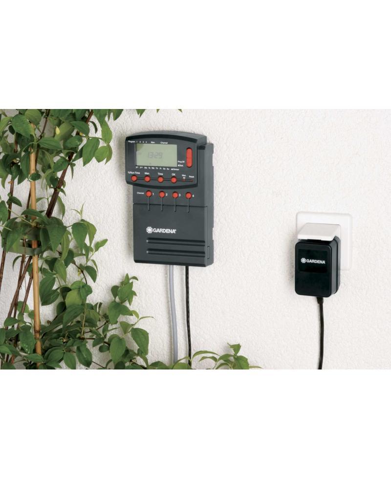 Блок управління поливом Gardena Comfort 4040 modular (01276-27)