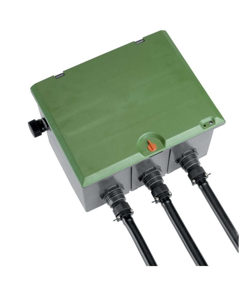 Коробка для клапану для поливу Gardena V3 (01255-29)