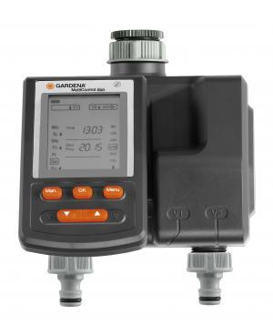 Таймер подачи воды Gardena MultiControl Duo на две линии (01874-29)