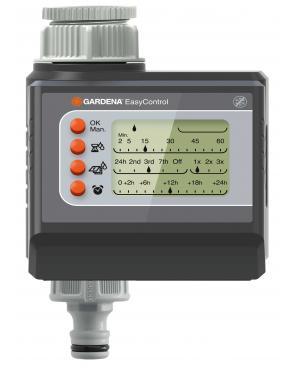 Таймер подачи воды Gardena EasyControl (01881-29)