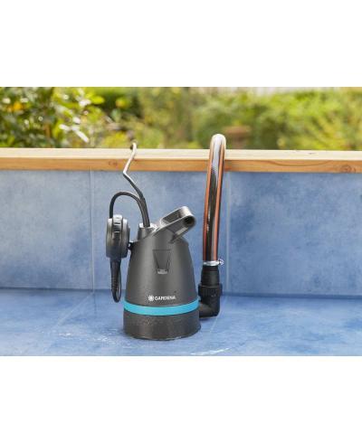 Насос дренажный для чистой воды Gardena 8200 (09000-29)