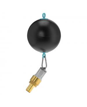 Плавающий шар и всасывающий фильтр с обратным клапаном Gardena (01417-20)