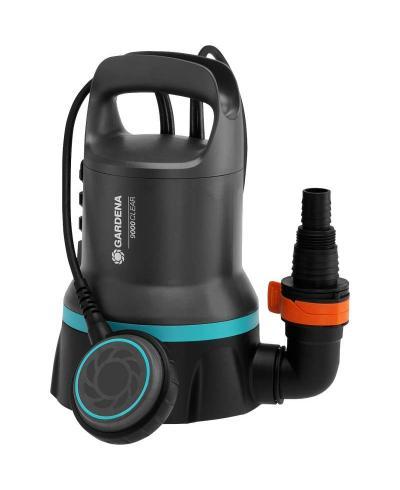 Насос дренажный для чистой воды Gardena 9000 (09030-20)
