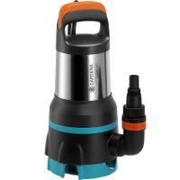 Насос дренажный чистой/грязной воды Gardena 19500 Aquasensor LED 2-в-1 (09049-20)
