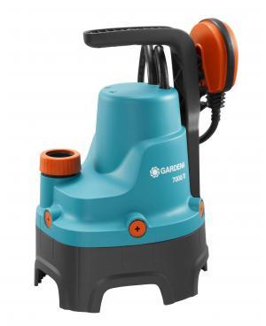 Насос дренажный для грязной воды Gardena 7000/D (01665-20)