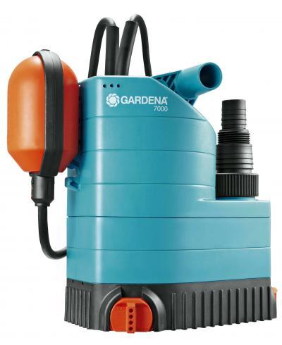 Насос дренажный для чистой воды Gardena 7000 Classic (01780-20)