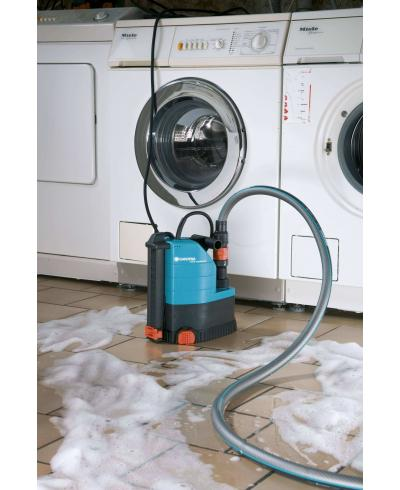 Насос дренажний для чистої води Gardena 13000 Aquasensor Comfort (01785-20)