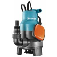 Насос дренажний для брудної води Gardena 6000 Classic (01790-20)