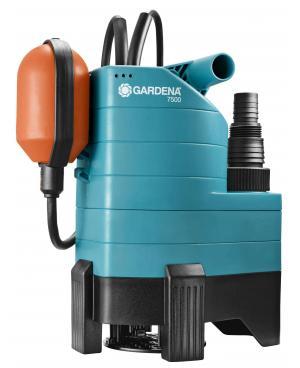 Насос дренажный для грязной воды Gardena 7500 Classic (01795-20)