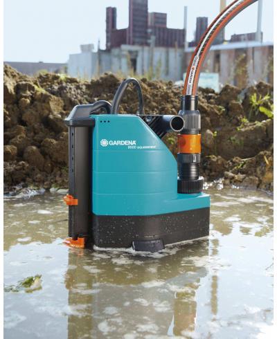 Насос дренажний для брудної води Gardena 8500 Aquasensor Comfort (01797-20)
