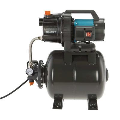Станція побутового водопостачання автоматична Gardena 3600/4 (09022-29)