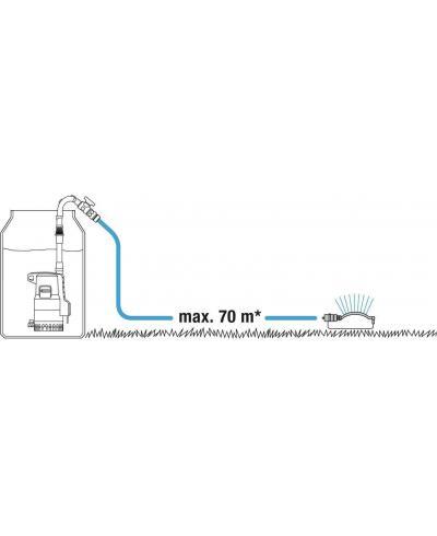Насос для резервуарів з дощовою водою автоматичний Gardena Comfort 4000/2 Automatic (01742-20)