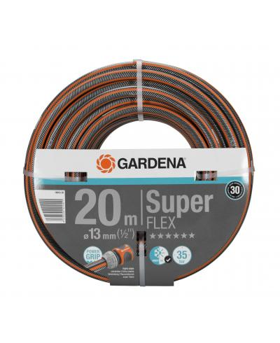 "Шланг Gardena SuperFlex 13 мм (1/2""), 20 м (18093-20)"