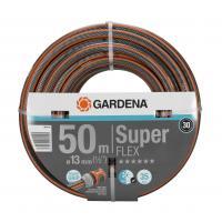 "Шланг Gardena SuperFlex 13 мм (1/2""), 50 м (18099-20)"