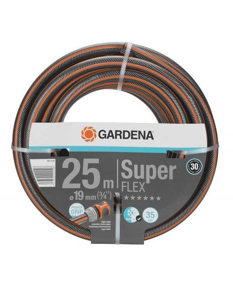 "Шланг Gardena SuperFlex 19 мм (3/4""), 25 м (18113-20)"
