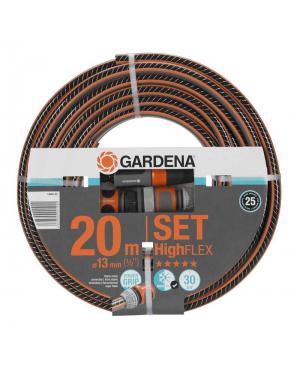 """Шланг с комплектом для полива Gardena HighFlex 13 мм (1/2""""), 20 м Set (18064-20)"""