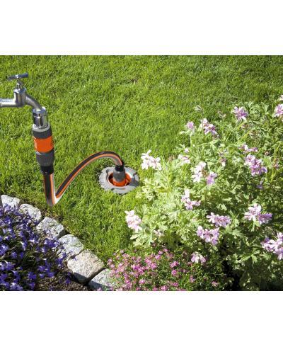 Комплект садового водопроводу Gardena Pipeline Set базовий (08255-20)